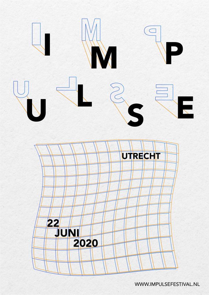 Impulse poster weerspiegeling